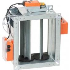 Электронные регуляторы перепада давления воздуха ERT-3