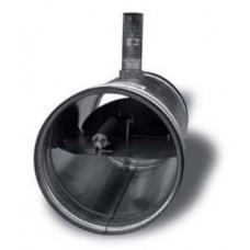 Регулятор расхода воздуха с ручным управлением MRP-1 (круглое сечение)