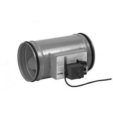 Регулятор расхода воздуха с ручным управлением MRP-3 (круглое сечение)