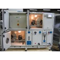 Установка вентиляционная для бассейна KBN