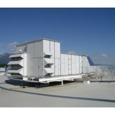 Установка вентиляционная KZN (центральный кондиционер)