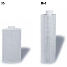 Воздухораспределители для вытесняющей вентиляции SD-1, SD-2, SD-3, SD-6