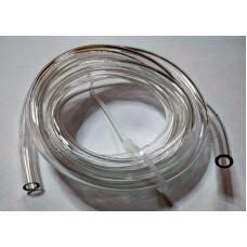 Трубка ПВХ капиллярная (d5,0 мм, длина 1,5 метра) для дифференциального реле давления