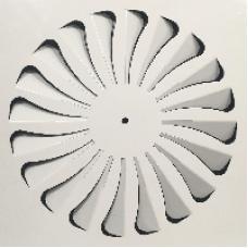 Корпус НЕРА фильтра (457х457х 78) в гигиен. испол. потолочный H 80- 499х499 (DV) 200V (ВВЕРХ)