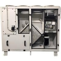 Установка вентиляционная приточно-вытяжная Node1-1600/RP,VEC,Z,W Vertical (AQUA)