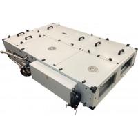 Установка вентиляционная приточно-вытяжная Node1-2200/RP,VEC,Z,W Compact (AQUA)