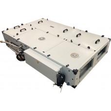 Установка вентиляционная приточно-вытяжная Node1-1600/RP,VAC,Z,W Compact (AQUA)
