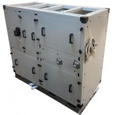 Установка вентиляционная приточно-вытяжная Node1-2200/RP,VEC,Z,W Vertical (AQUA)