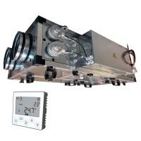 Установка вентиляционная приточно-вытяжная Node1- 400/RP,VAC,E2.3 Compact