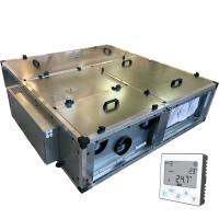 Установка вентиляционная приточно-вытяжная Node1-2200/RP,VAC,E13.5 Compact