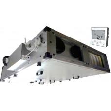 Установка вентиляционная приточно-вытяжная Node1-1000/RP,VEC,E6 Compact