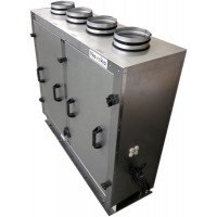 Установка вентиляционная приточно-вытяжная Node1- 400/RP,VAC,E2.3 Vertical
