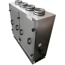 Установка вентиляционная приточно-вытяжная Node1- 200/RP,VAC,E0.75 Vertical