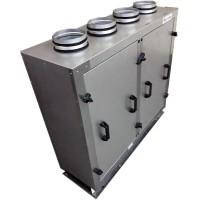 Установка вентиляционная приточно-вытяжная Node1- 100/RP,VAC,E0.37 Vertical