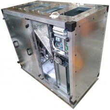 Установка вентиляционная приточно-вытяжная Node1-2200/RP,VEC,W Vertical