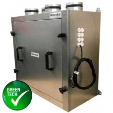 Установка вентиляционная приточно-вытяжная Node1- 500/RP,VEC,E2.6 Vertical