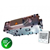 Установка вентиляционная приточно-вытяжная Node1- 800/RP,VEC,W Compact