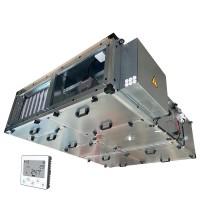 Установка вентиляционная приточно-вытяжная Node1-2800/RP,VEC,W Compact