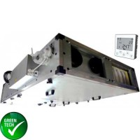 Установка вентиляционная приточно-вытяжная Node1-1600/RP,VEC,W Compact