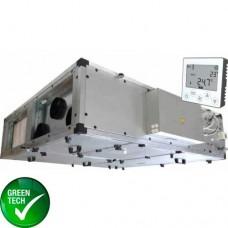 Установка вентиляционная приточно-вытяжная Node1-2200/RP,VEC,E13.5 Compact
