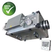 Установка вентиляционная приточная Node2- 800/VEC,E10.5