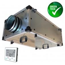 Установка вентиляционная приточная Node2- 500/VEC,E6,5