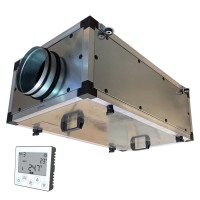 Установка вентиляционная приточная Node2- 800/VAC,E10.5