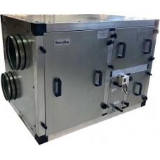 Установка вентиляционная приточно-вытяжная Node3- 900/RR2,V321,E2.3 Vertical