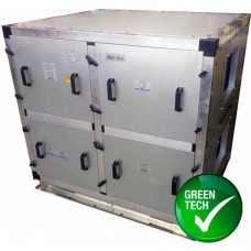 Установка вентиляционная приточно-вытяжная Node3-2200/RR,VEC,E4.5 Classic