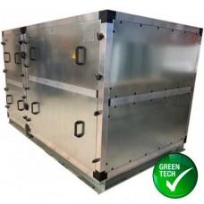 Установка вентиляционная приточно-вытяжная Node3-7400/RR,VEC,E24 Vertical