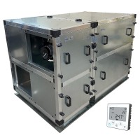 Установка вентиляционная приточно-вытяжная Node3-4000/RR,VEC,W2 Classic