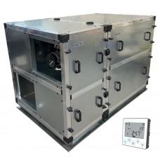 Установка вентиляционная приточно-вытяжная Node3-3200/RR,VEC,E7.9 Classic