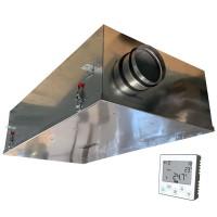 Установка вентиляционная приточная Node4- 125/E2 (200 м3/ч, 220 Па)