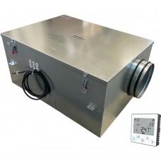 Установка вентиляционная приточная Node4- 250/E7,5 (600 м3/ч, 410 Па)