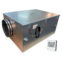 Установка вентиляционная приточная Node4- 315/W2 (900 м3/ч, 410 Па)