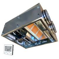 Установка вентиляционная приточно-вытяжная Node5- 315/RP-M,VAC,E4.5 Compact (1000 м3/ч, 280 Па)