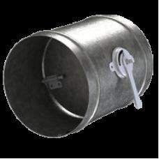Дроссель-клапан ф100