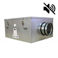 Вентилятор канальный круглый шумоизолированный VS-160 (мотор-колесо ebm-papst)