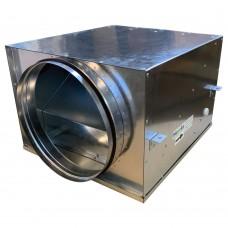 Вентилятор канальный круглый V- 315 Compact (компактный МЕТАЛ. корпус, мотор-колесо ebm-papst)