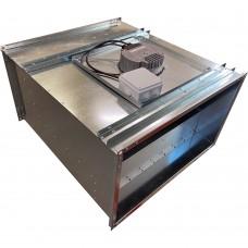 Вентилятор канальный прямоугольный VEC3- 7040B (3,05 кВт; 4,6А; 380В)