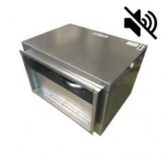 Вентилятор канальный прямоугольный шумоизолированный VS143- 8050 (4.9кВт; 8,5А; 380В)