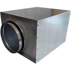 Шумоглушитель N 6-160 275х218 (компактный корпус)