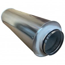 Шумоглушитель круглый N9- 100