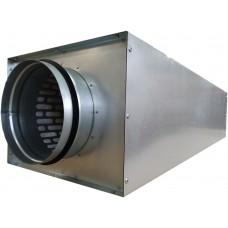 Шумоглушитель N 9-160 275х218 (компактный корпус)