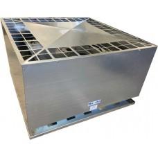 Вентилятор крышный VR343- 500 (1,52 кВт; 2,91А; 380В)