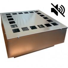 Вентилятор крышный шумоизолированый VRS343- 560 (1,95 кВт; 3,98А; 380В)