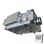 Установка вентиляционная приточная Node2- 100/VAC,E1.5