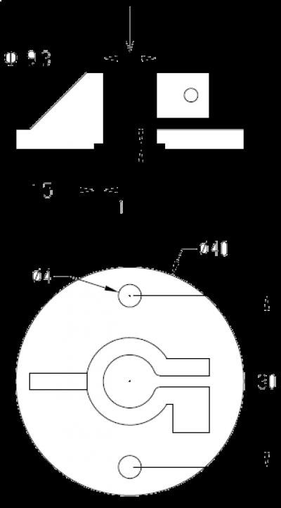 Датчик температуры канальный ZL-S03 (PT1000)