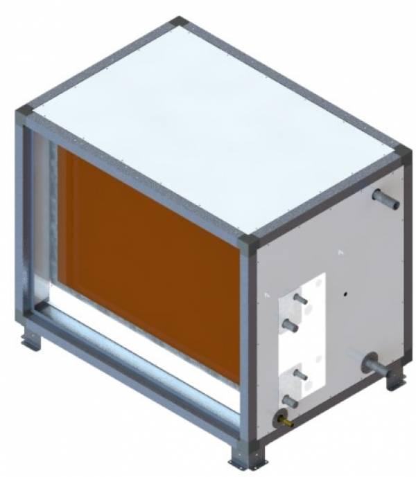 блок охладителя - ВАСТ