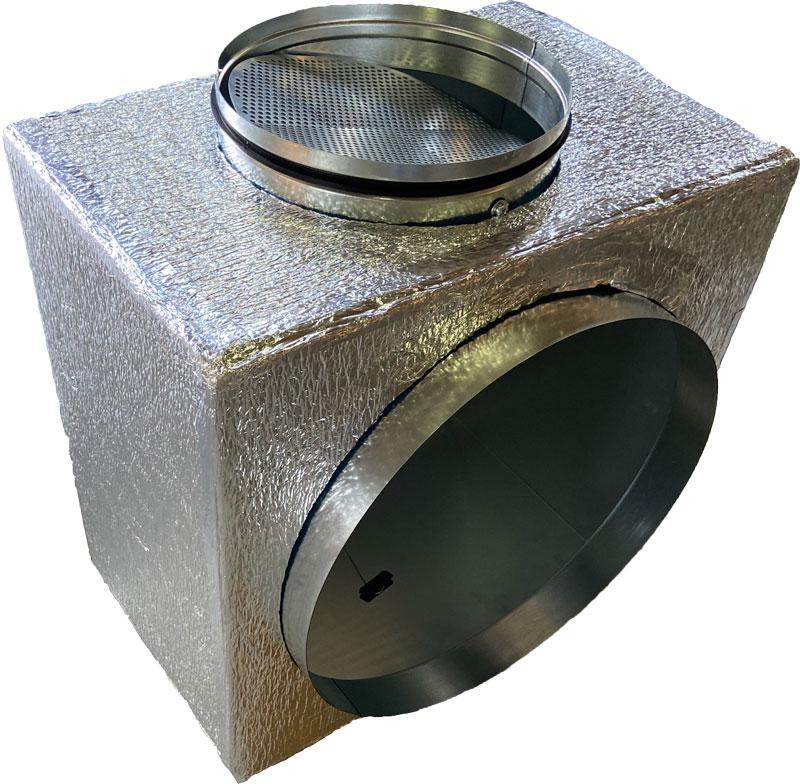 камера статического давления для lindab od-11